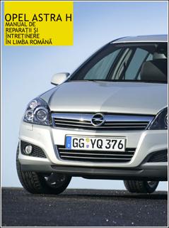 Manual de reparatie Opel Astra H