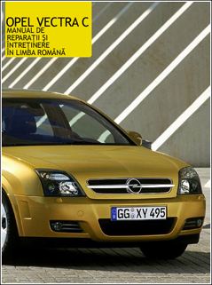 Manual de reparatie Opel Vectra C